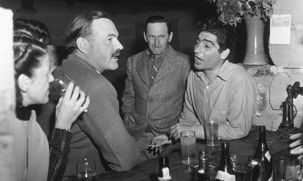 Hemingway-drinking