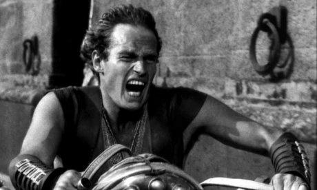 Charlton Heston in Ben Hur