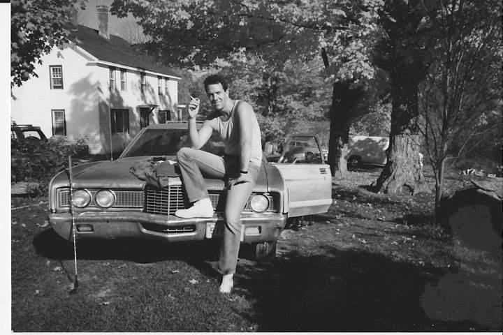 David Andrews, Center Barnstead, Fall '84