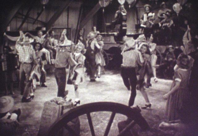 Hillbilly Dancing