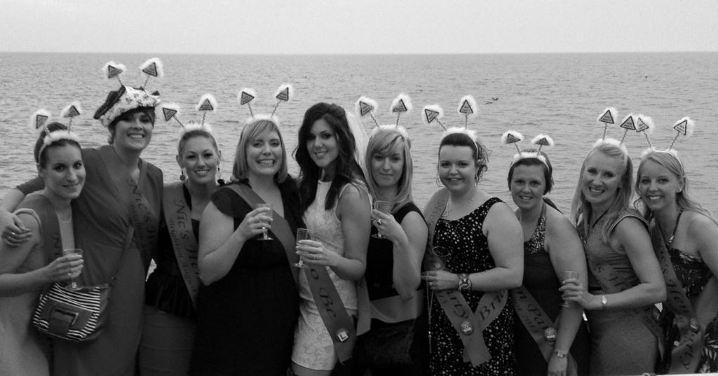 Brighton Hen Party