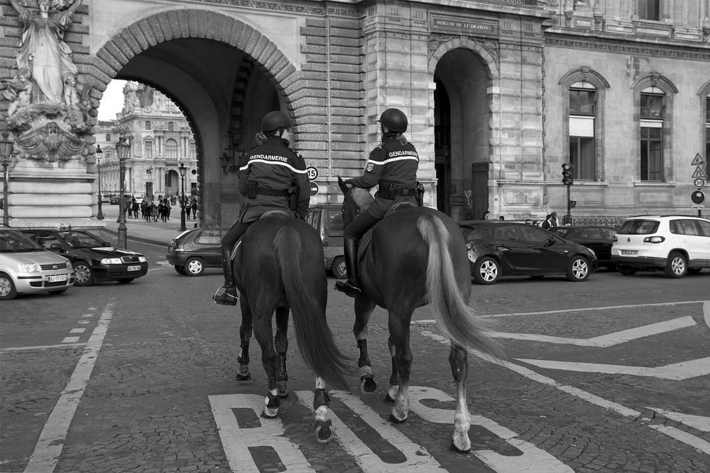 Gendarmerie Paris