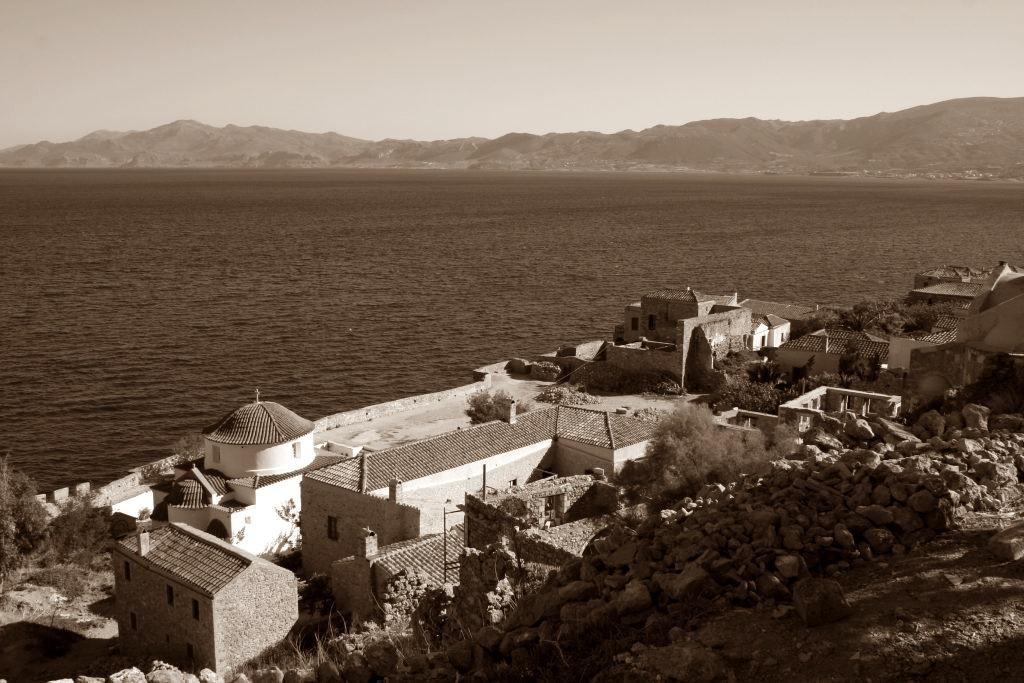 Monemvassia Greek Coast
