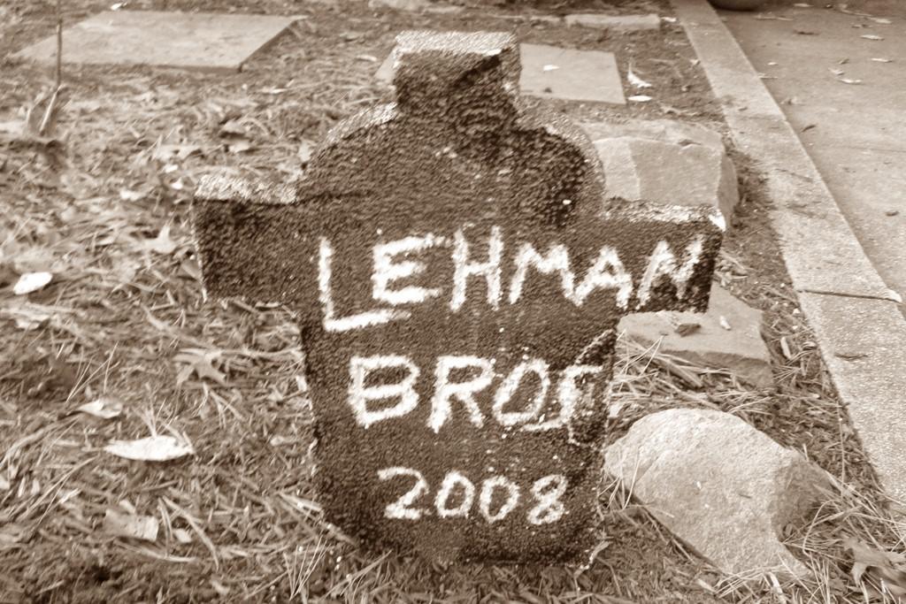 Lehman Bros RIP