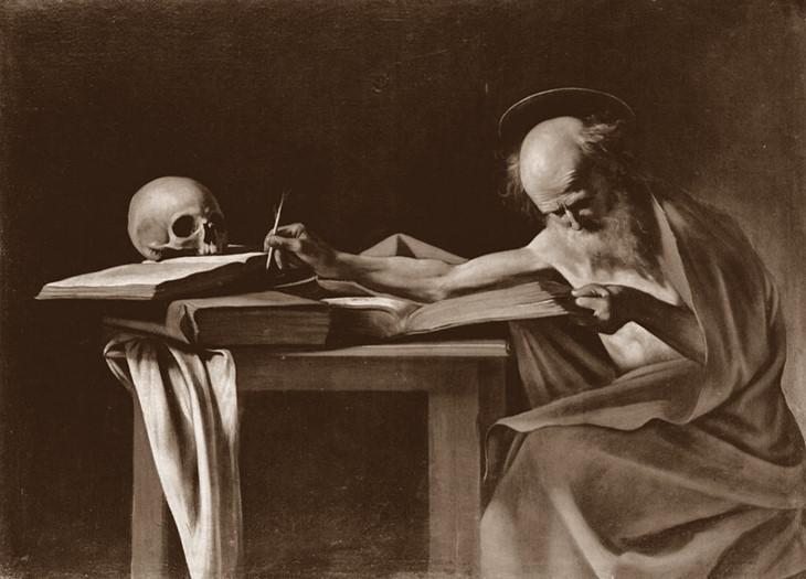 Carvaggio painting
