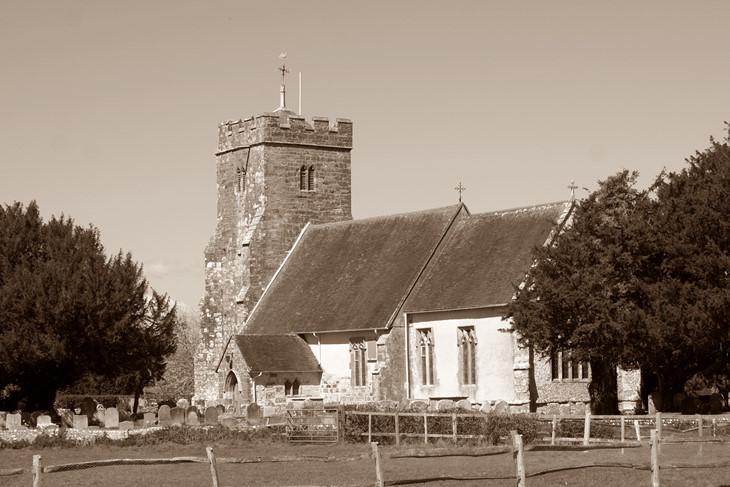 Ripe church
