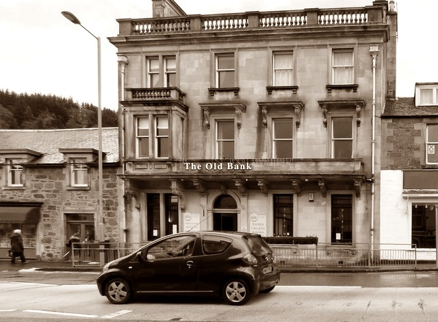 The Old Bank restaurant
